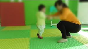 阳光鹿童康复中心―痉挛型脑瘫患儿案例
